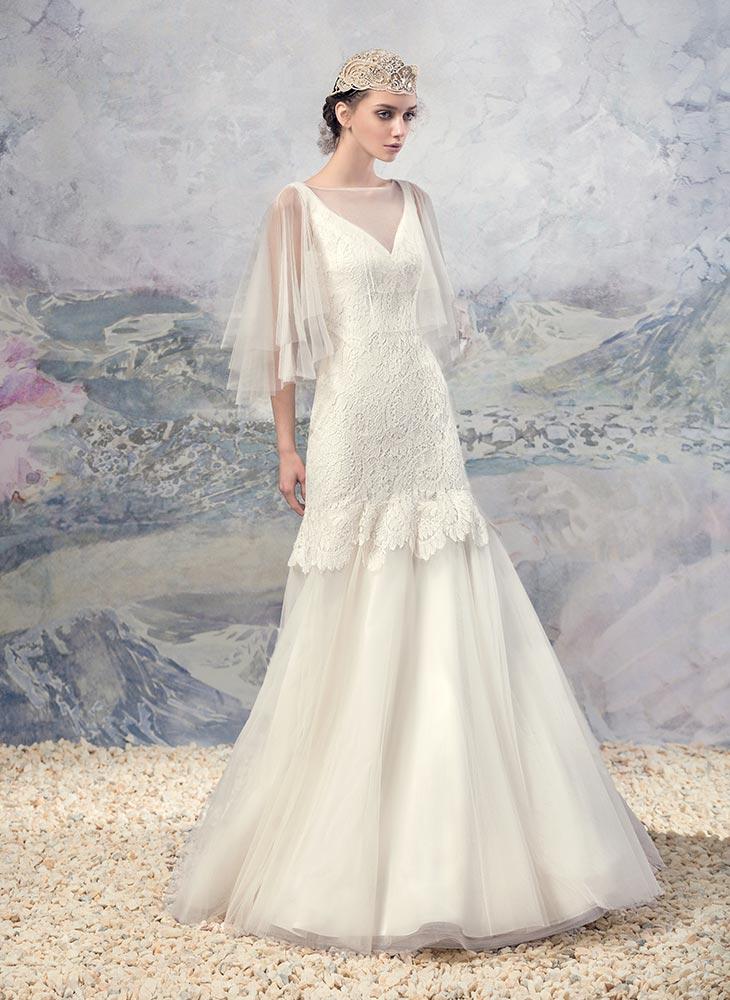 Swan Princess Wedding Gowns