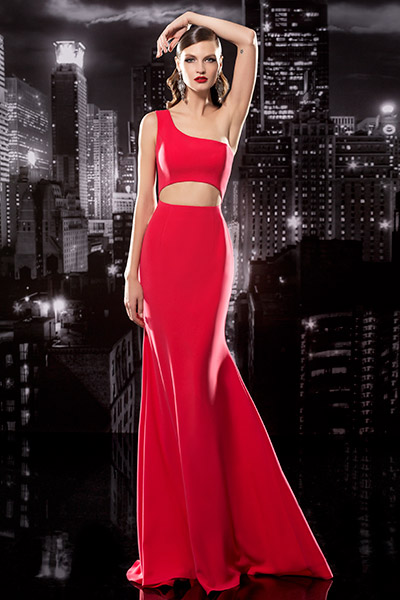 Red Cocktail Dress Toronto