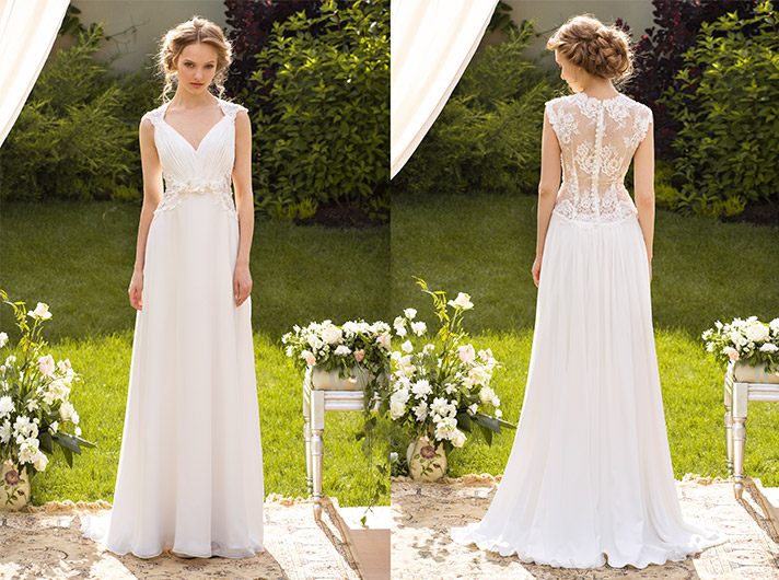 Simple Wedding Dress Boutique : Simple wedding dresses papilio boutique