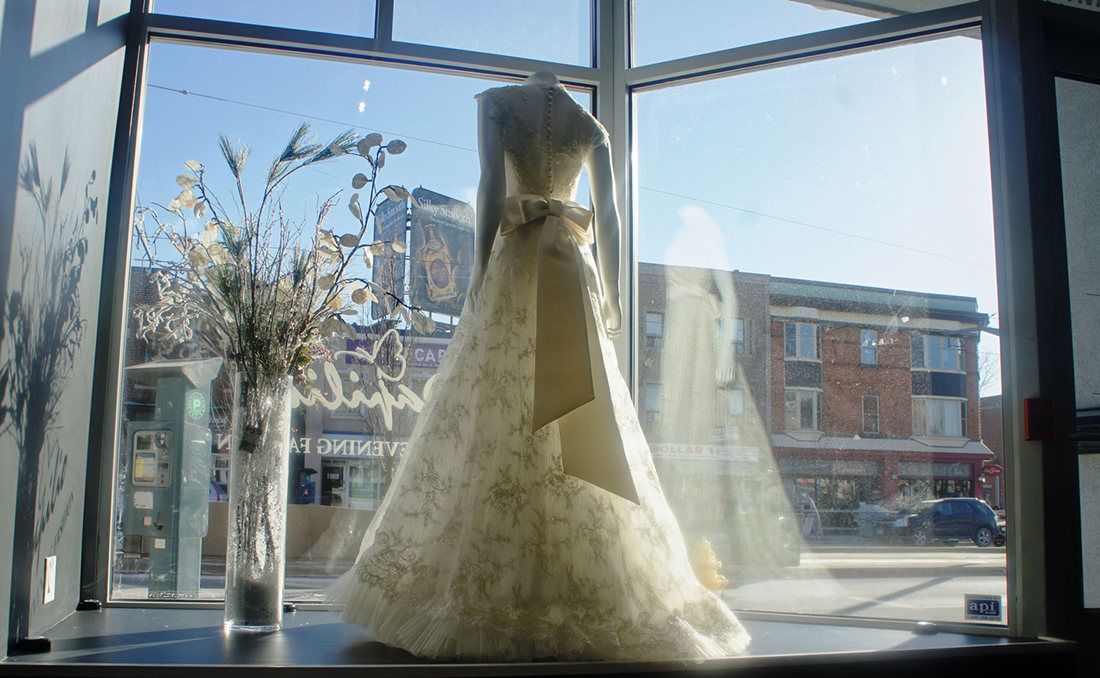 Papilio bridal boutique