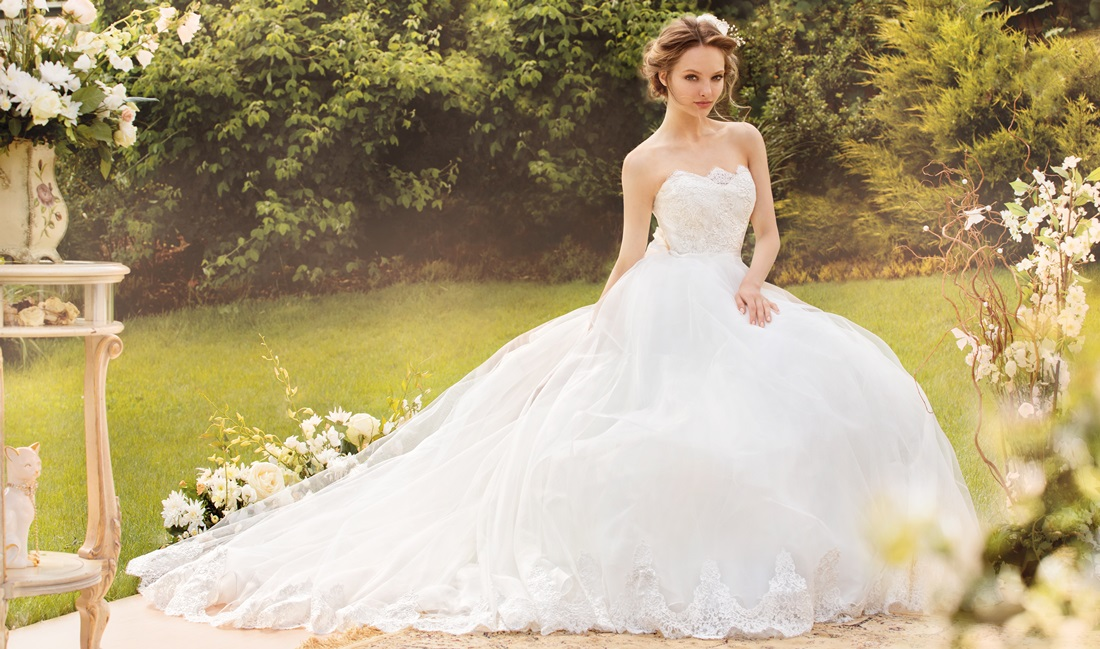 Papilio's Handmade wedding dresses
