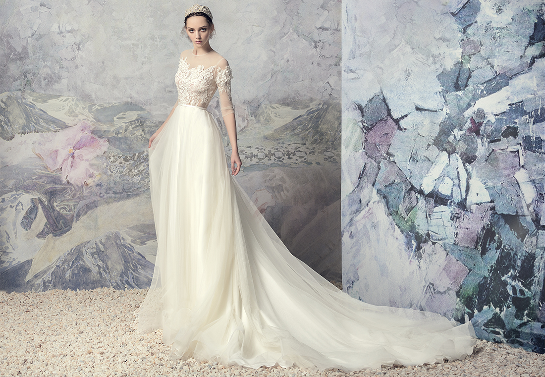 new wedding collection by Papilio