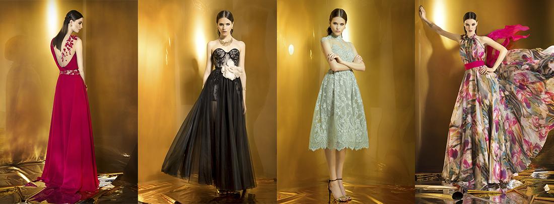 Evening Dresses Trends for Summer 2015