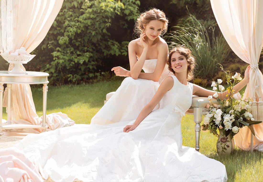 15 Second Wedding Dresses To Change Into