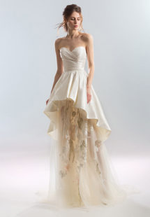 Style #1924L, available in ivory