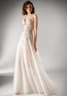 Style #421, available in nude, ivory