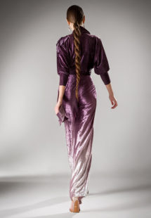 Style #433-8, available in purple