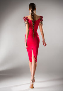 Style #436, available in black, crimson