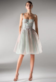 Style #440a, available in pink, gray, light green