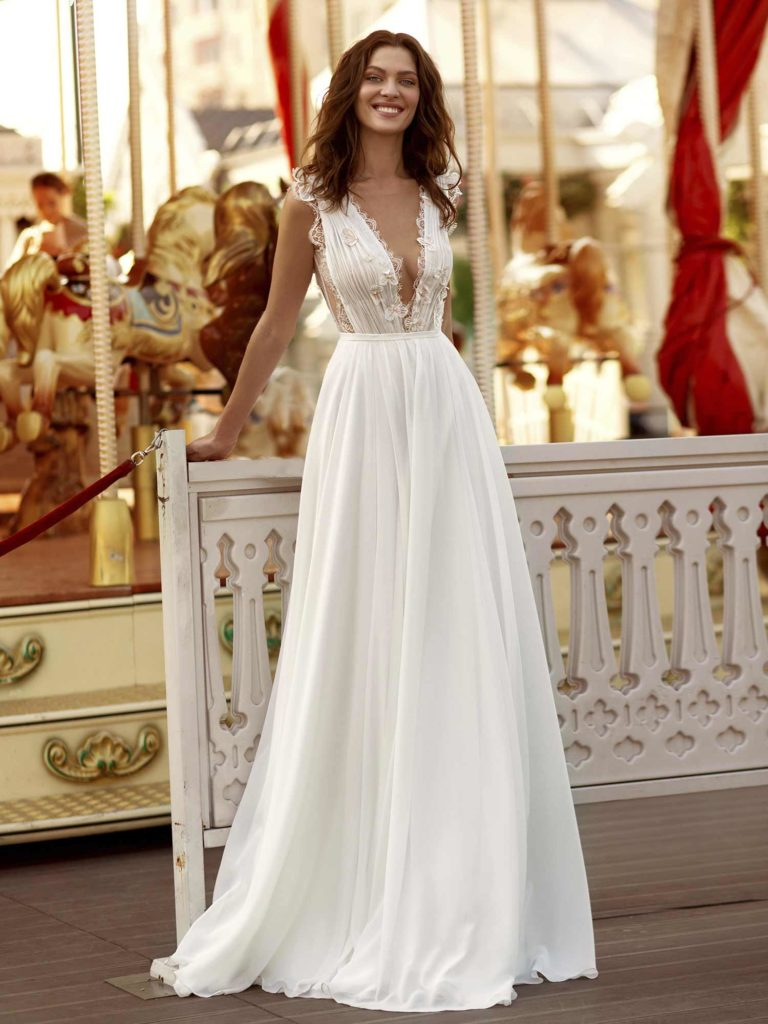 c70915ebf Cosmopolitan City Bridal Collection of Modern Wedding Dresses ...