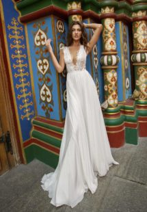 Style #11938, available in ivory