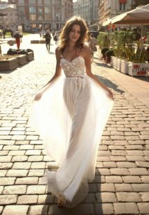 Style #11940, available in ivory