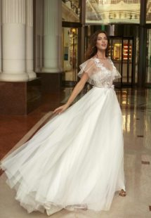 Style #11945, available in ivory