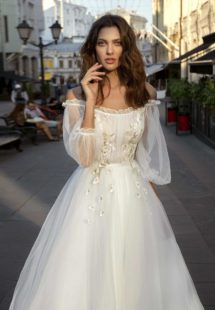 Style #11947, available in ivory