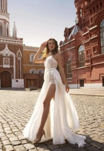 Style #11951, available in ivory, ivory-nude