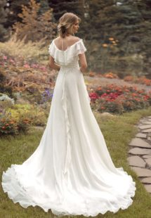 Style #19-2001, available in ivory