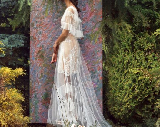 Style #19-2003 for the offbeat bride