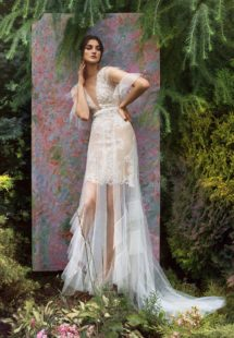 Style #19-2003, available in ivory, dark ivory
