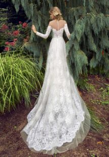 Style #19-2005, available in ivory