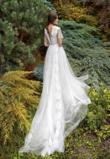 Style #19-2006, available in ivory, dark ivory