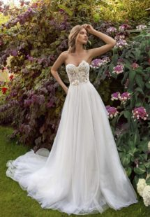 Style #19-2010, available in ivory