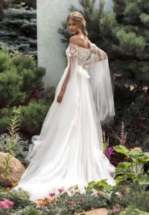 Style #19-2012, available in ivory