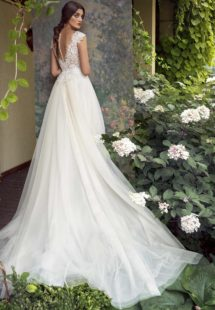 Style #19-2013, available in ivory