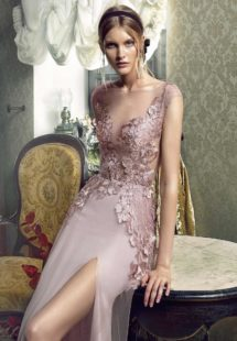 Style #448, available in pink-ivory