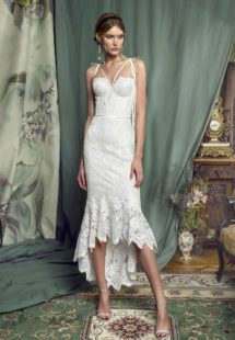 Style #480, available in ivory, lilac