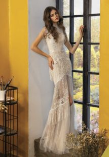Style #2031L, available in ivory