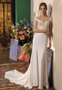 Style #2030L, available in ivory