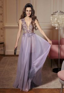 Style #502, available in lilac