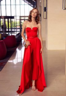Style #561, available in red, burgundy, black, ivory