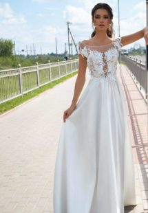 Style #12068, available in ivory, ivory-nude (photo)