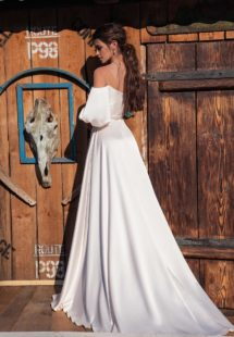 Style #12072, available in ivory