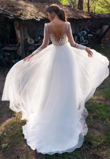 Style #12076, available in ivory, ivory-nude (photo)