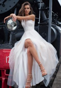Style #12079a, available in ivory, ivory-dark ivory (photo)