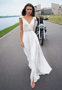 Style #12080, available in ivory