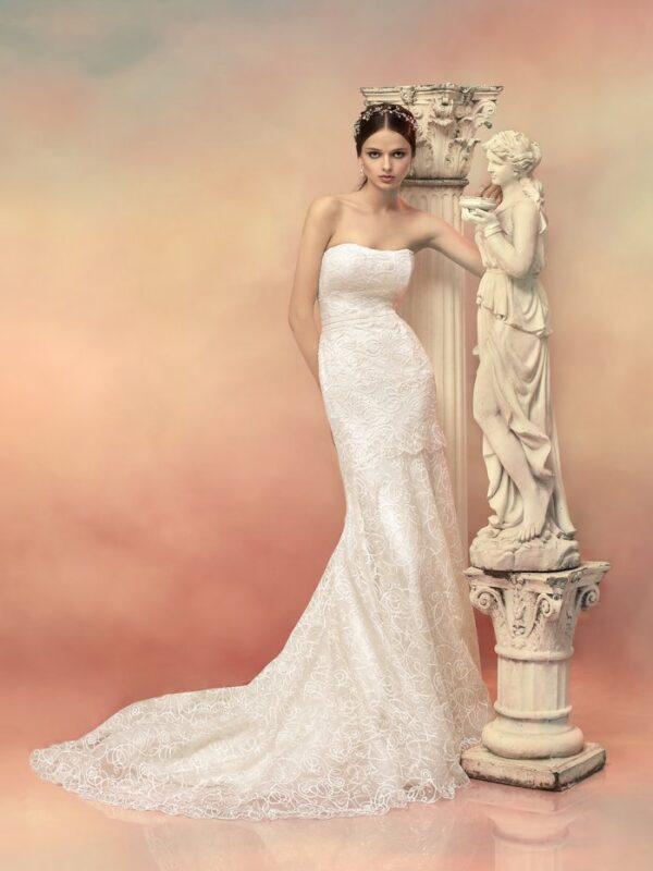 Reg.price $2,540 | Size 44 European | Ivory