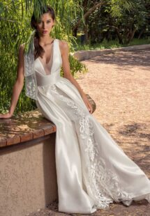 Style #13005, available in ivory