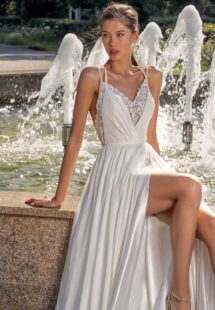 Style #13006, available in ivory
