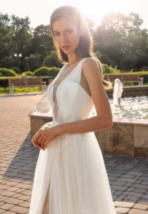 Style #13007, available in ivory
