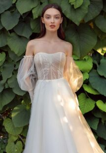 Style #13008, available in ivory