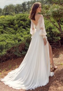 Style #13011, available in ivory-nude, ivory, white