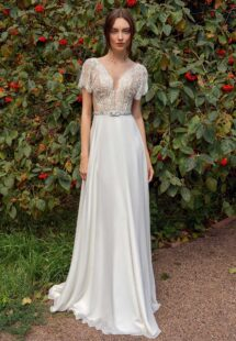 Style #13015, available in ivory