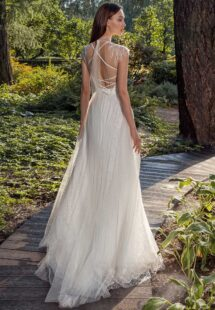 Style #13016, available in ivory