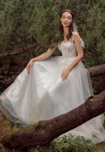 Style #13017, available in ivory