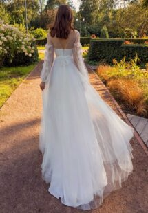 Style #13019, available in ivory