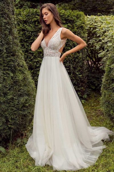 affordable wedding dresses Papilio