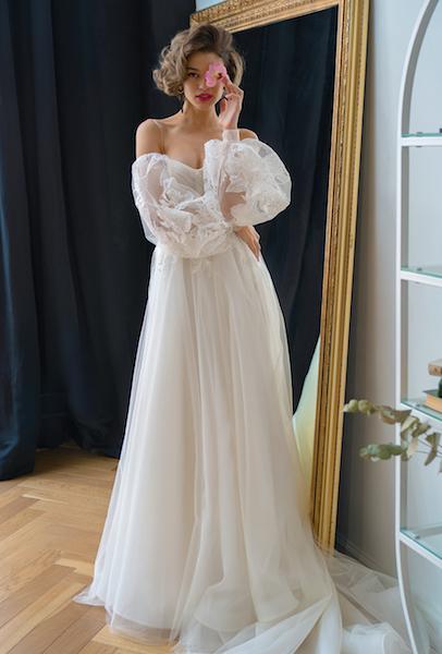 vanilla life collection of luxury wedding dresses